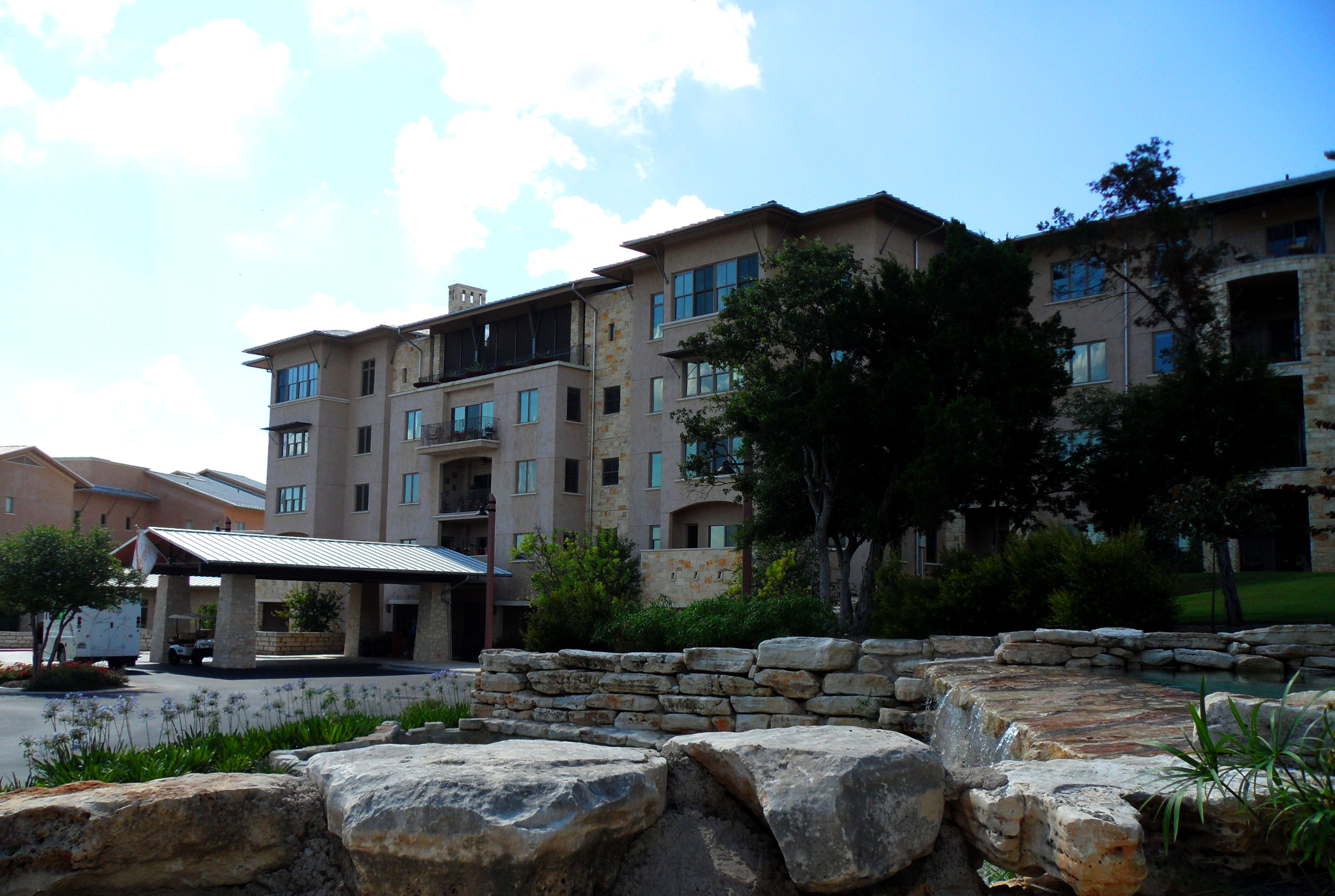 Querencia | We performed the HVAC and Plumbing for the retirement community.
