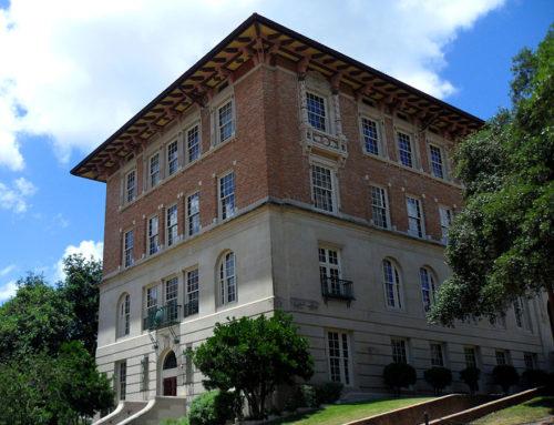 UT Garrison Hall