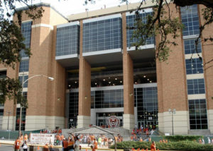 North End Zone (NEZ), Darrell K. Royal - Texas Memorial Stadium, The University of Texas at Austin