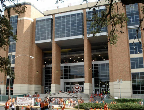North End Zone (NEZ), Darrell K. Royal – Texas Memorial Stadium, The University of Texas at Austin