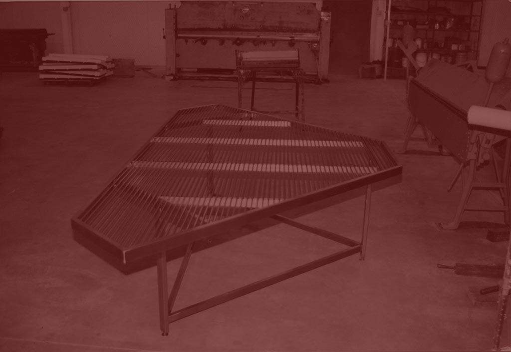 Fabrication - Young & Pratt
