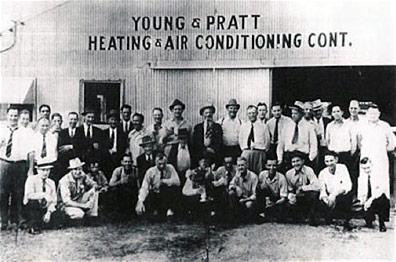 Young & Pratt - Building Excellence since 1922