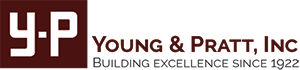 Young & Pratt Sticky Logo